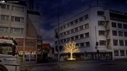 Lystræ ved Storegade