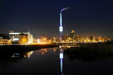 Havnen by night